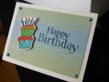Как сделать открытку на день рождения дедушке своими руками: инструкция. Поздравительная открытка