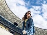 Надя Дорофеева показала, как проводит отпуск с мужем