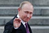 Москвичам покажут первый мем с Путиным