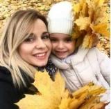 Милые детки: Лилия Ребрик показала дочь в украинском костюме