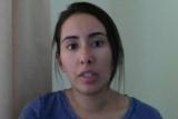 Дочь арабского Эмира записанного видео сигнализации в случае смерти и исчез