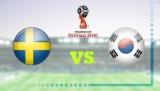 Швеция – Южная Корея: прогноз букмекеров на матч ЧМ-2018
