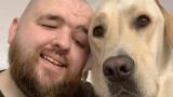 Прав животных активисты злоупотребления слепец за поводыря