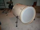 Как сделать барабан в домашних