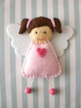 Ангел из ткани своими руками: фото, модели