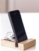 Подставка для телефона своими руками: варианты изготовления